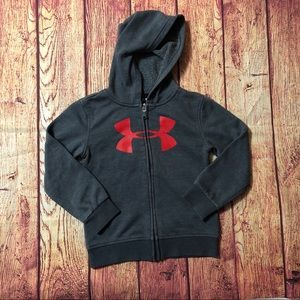 Toddler Under Armour hoodie